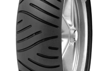 Шина для скутера MZ 100/80-10 TL / 0930900