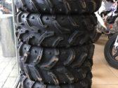 Резина для квадроцикла DEESTONE D932 SWAMP WINCH Болотная ведьма 26×10-12 передняя