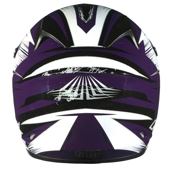 МОТОШЛЕМ AFX FX-18Y PURPLE  Артмото - купить квадроцикл в украине и харькове, мотоцикл, снегоход, скутер, мопед, электромобиль