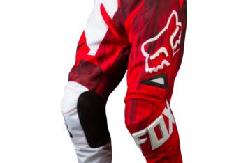 Штаны Fox 180 pant red w32