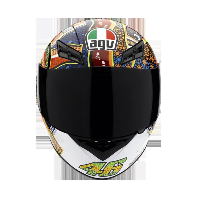 Мотошлем AGV K-3 Dreamtime  Артмото - купить квадроцикл в украине и харькове, мотоцикл, снегоход, скутер, мопед, электромобиль