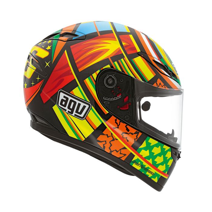 Мотошлем AGV GP-TECH ELEMENTS  Артмото - купить квадроцикл в украине и харькове, мотоцикл, снегоход, скутер, мопед, электромобиль