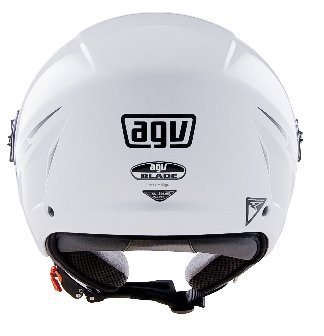 МОТОШЛЕМ AGV BLADE WHITE MATT  Артмото - купить квадроцикл в украине и харькове, мотоцикл, снегоход, скутер, мопед, электромобиль