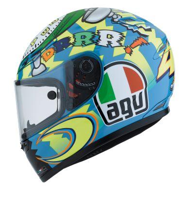 Мотошлем AGV GP-TECH Wake Up!  Артмото - купить квадроцикл в украине и харькове, мотоцикл, снегоход, скутер, мопед, электромобиль
