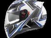 Мотошлем AGV HORIZON RACER WHITE / CARBON / BLUE