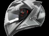 Мотошлем AGV HORIZON RACER BLACK / CARBON / GUNMETAL