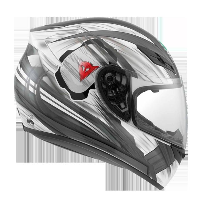 Мотошлем AGV K-4 EVO HANG ON WHITE / GUNMETAL  Артмото - купить квадроцикл в украине и харькове, мотоцикл, снегоход, скутер, мопед, электромобиль
