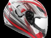 Мотошлем AGV K-4 EVO HANG ON WHITE / RED