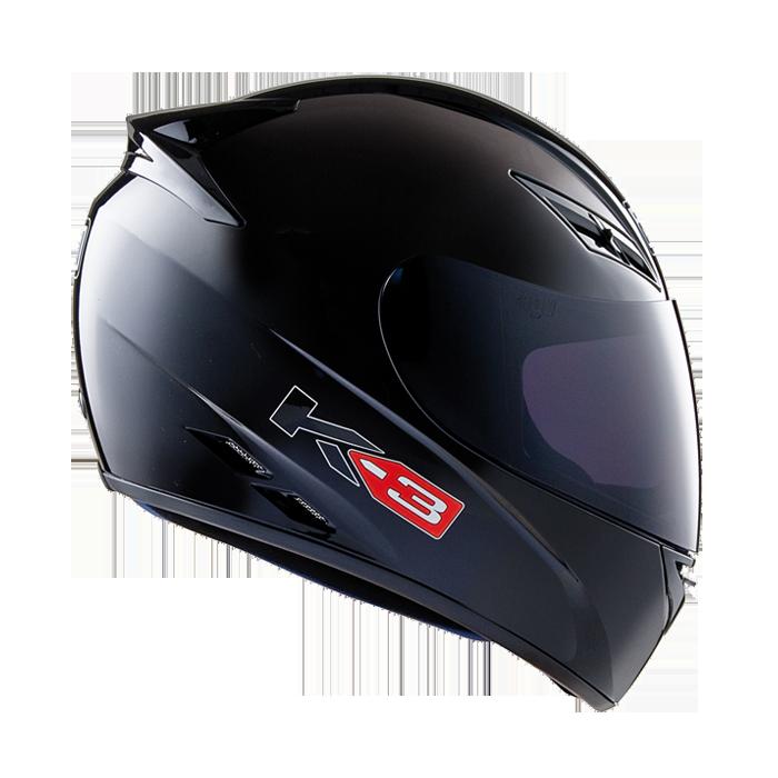 МОТОШЛЕМ AGV K-3 MONO BLACK  Артмото - купить квадроцикл в украине и харькове, мотоцикл, снегоход, скутер, мопед, электромобиль