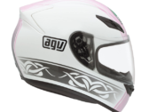 Мотошлем AGV K-4 Roadster white/pink