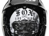 Мотошлем Fox V2 Empire II Helmet (шлем для мотокросса)