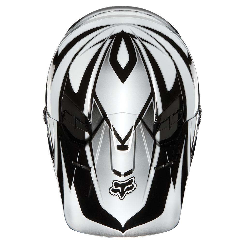 МОТОШЛЕМ 2012 FOX V1 RACE HELMET BLACK  Артмото - купить квадроцикл в украине и харькове, мотоцикл, снегоход, скутер, мопед, электромобиль