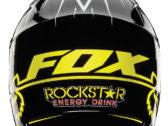 МОТОШЛЕМ 2012 FOX V1 ROCKSTAR