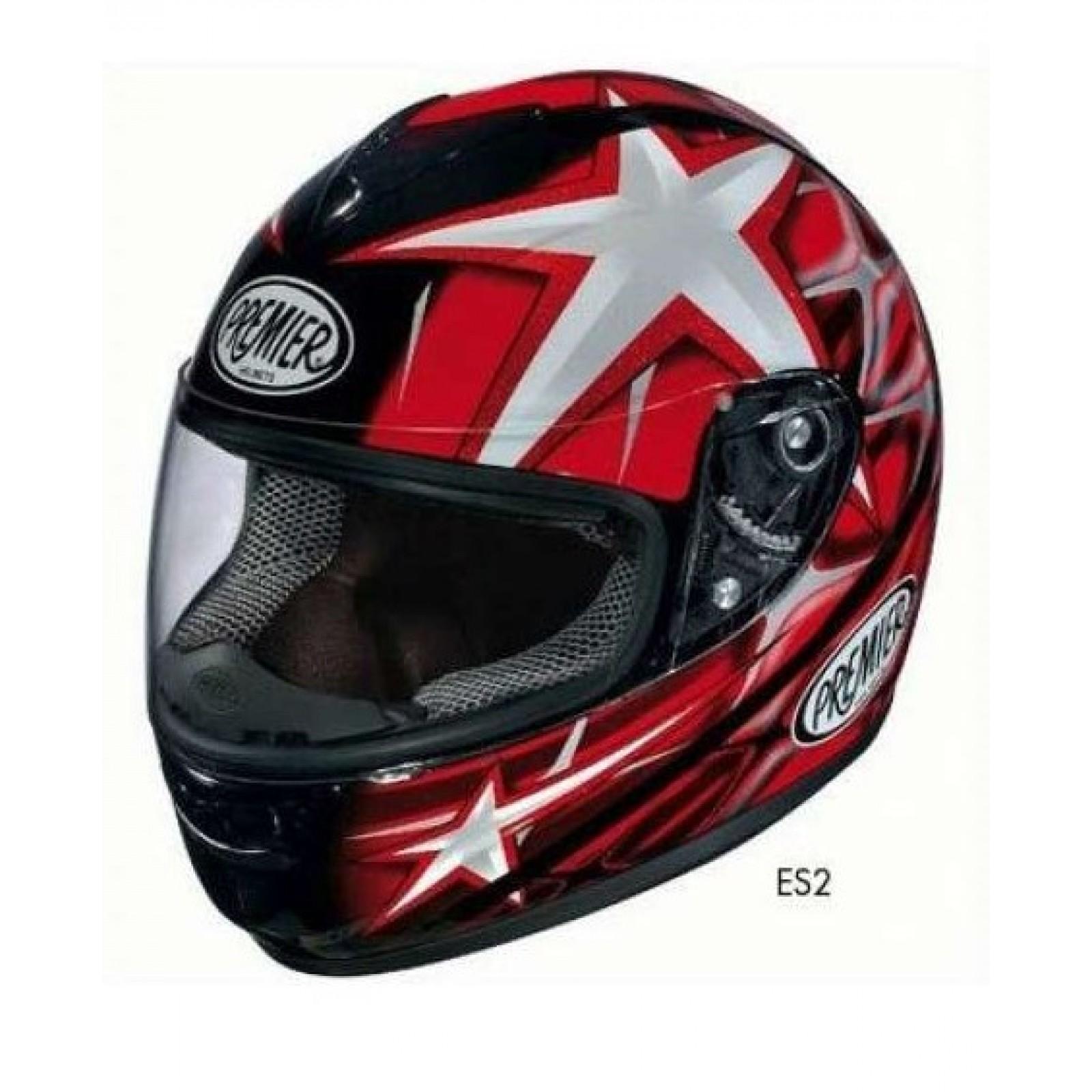 МОТОШЛЕМ PREMIER MONZA 2011 RED  Артмото - купить квадроцикл в украине и харькове, мотоцикл, снегоход, скутер, мопед, электромобиль