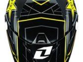Мотошлем One Industries Trooper 2 Rockstar (шлем для мотокросса)