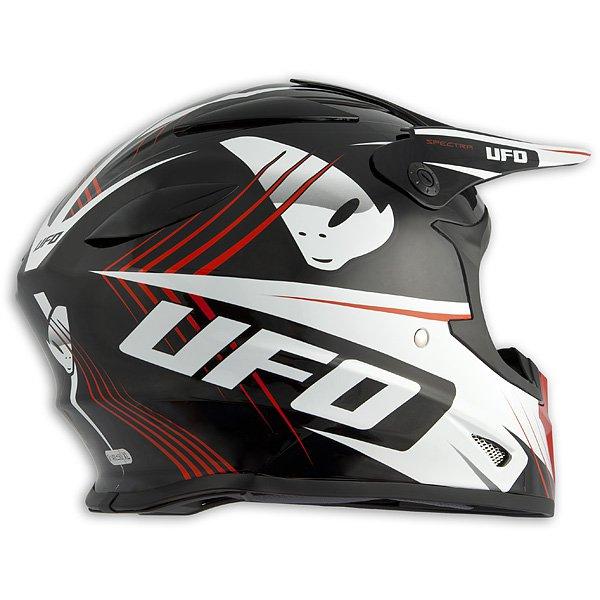 МОТОШЛЕМ UFO PLAST  HE102 SPECTRA HELMET PATRIOT GRAPHIC  Артмото - купить квадроцикл в украине и харькове, мотоцикл, снегоход, скутер, мопед, электромобиль