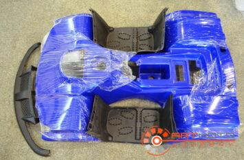 Пластиковая декоративная накладка АТВ Х1