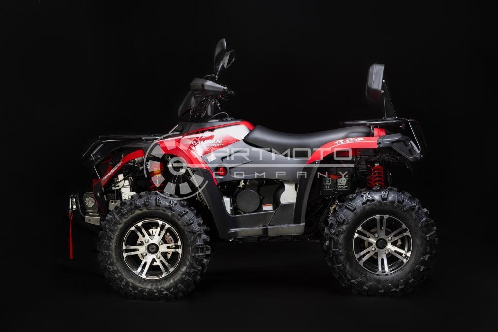 КВАДРОЦИКЛ LINHAI LH 400 ATV-D 143100грн.  Артмото - купить квадроцикл в украине и харькове, мотоцикл, снегоход, скутер, мопед, электромобиль