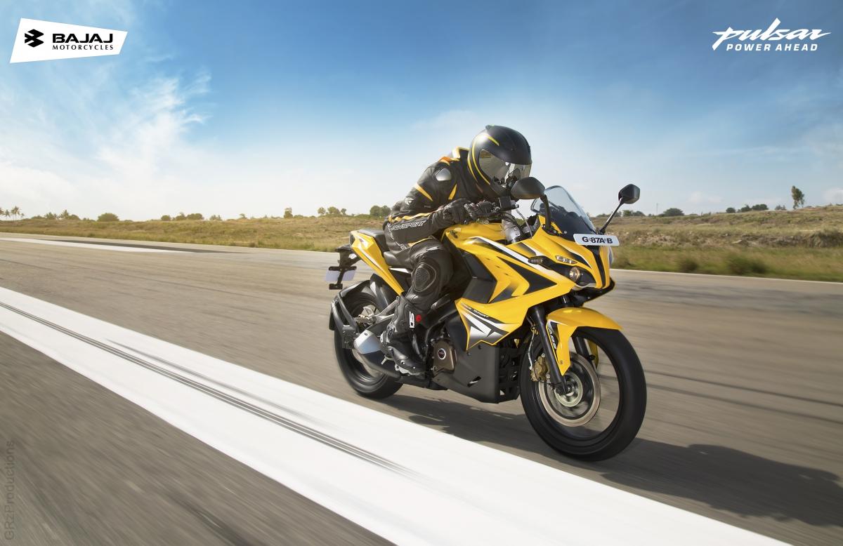 МОТОЦИКЛ BAJAJ PULSAR RS200  Артмото - купить квадроцикл в украине и харькове, мотоцикл, снегоход, скутер, мопед, электромобиль