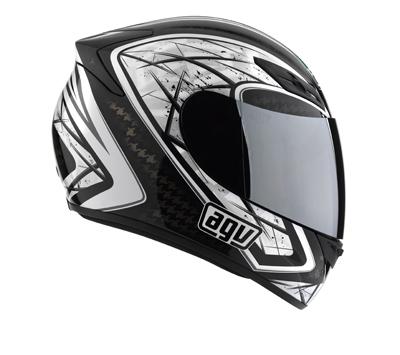 Мотошлем AGV K-4 SLIVER BLACK/GUNMETAL  Артмото - купить квадроцикл в украине и харькове, мотоцикл, снегоход, скутер, мопед, электромобиль
