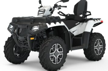 КВАДРОЦИКЛ POLARIS SPORTSMAN TOURING XP 1000 Premium - Pearl White