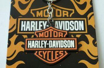 """Брелок """"HARLEY DAVIDSON"""" резиновый"""