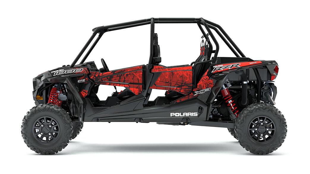 МОТОВЕЗДЕХОД POLARIS RZR XP 4 1000 EPS ― Артмото - купить квадроцикл в украине и харькове, мотоцикл, снегоход, скутер, мопед, электромобиль