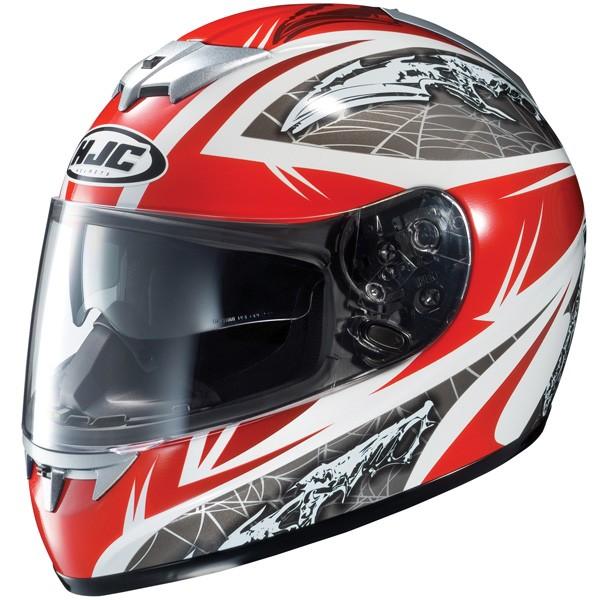 Мотошлем HJC FS-10 Fossil red  Артмото - купить квадроцикл в украине и харькове, мотоцикл, снегоход, скутер, мопед, электромобиль