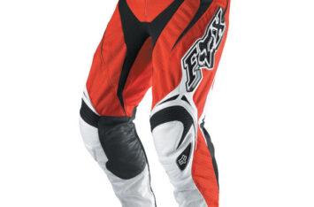 Штаны FOX 360 Racepant red
