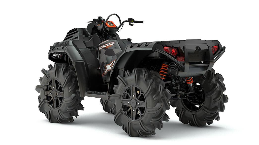 КВАДРОЦИКЛ POLARIS SPORTSMAN XP 1000 HIGH LIFTER  Артмото - купить квадроцикл в украине и харькове, мотоцикл, снегоход, скутер, мопед, электромобиль
