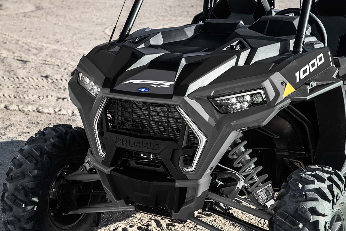 МОТОВЕЗДЕХОД POLARIS RZR XP 1000 EPS Stealth Grey  Артмото - купить квадроцикл в украине и харькове, мотоцикл, снегоход, скутер, мопед, электромобиль