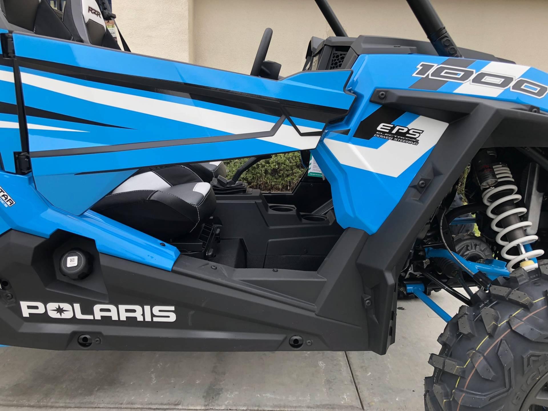 МОТОВЕЗДЕХОД POLARIS RZR XP 1000 EPS Sky Blue  Артмото - купить квадроцикл в украине и харькове, мотоцикл, снегоход, скутер, мопед, электромобиль