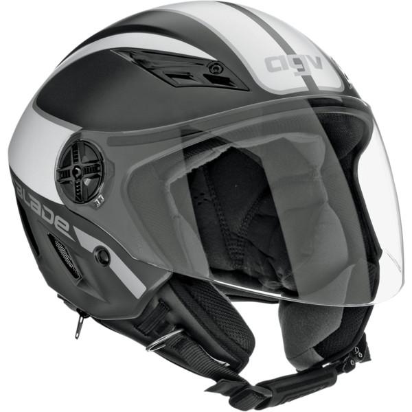 МОТОШЛЕМ AGV BLADE MULTI TITAN MATT  Артмото - купить квадроцикл в украине и харькове, мотоцикл, снегоход, скутер, мопед, электромобиль