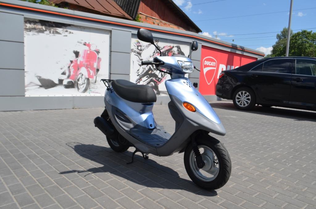 МОПЕД YAMAHA JOG  BJ ― Артмото - купить квадроцикл в украине и харькове, мотоцикл, снегоход, скутер, мопед, электромобиль