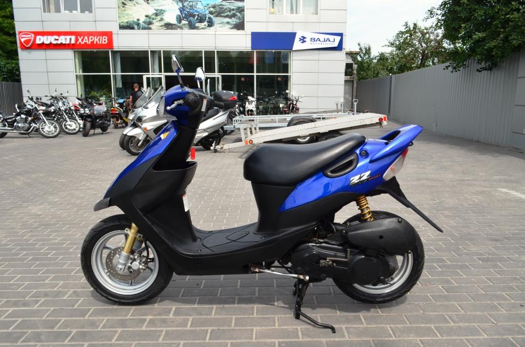 МОПЕД SUZUKI ZZ-CA1PB ― Артмото - купить квадроцикл в украине и харькове, мотоцикл, снегоход, скутер, мопед, электромобиль