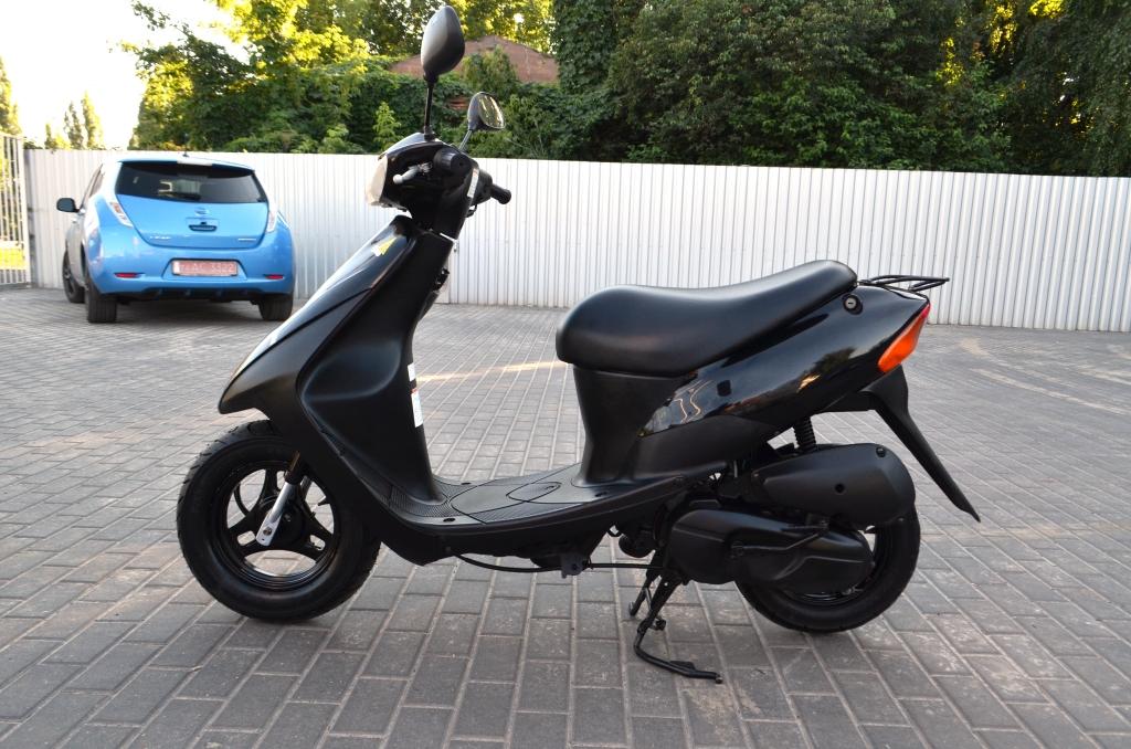 МОПЕД SUZUKI LET'S 2 NEW CA1PA  Артмото - купить квадроцикл в украине и харькове, мотоцикл, снегоход, скутер, мопед, электромобиль