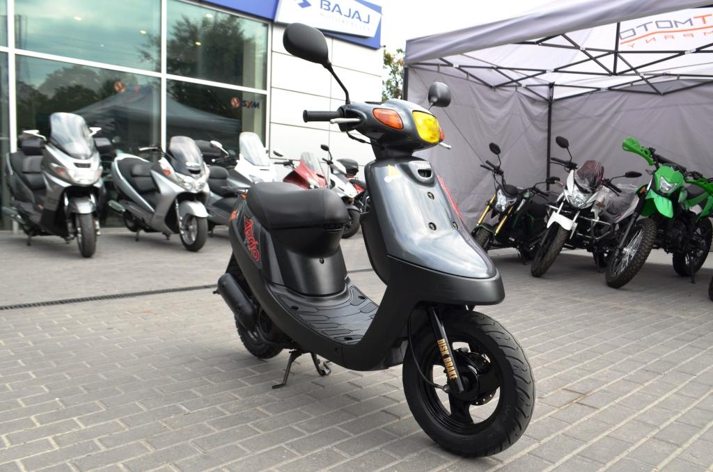МОПЕД YAMAHA APRIO 4LV ― Артмото - купить квадроцикл в украине и харькове, мотоцикл, снегоход, скутер, мопед, электромобиль