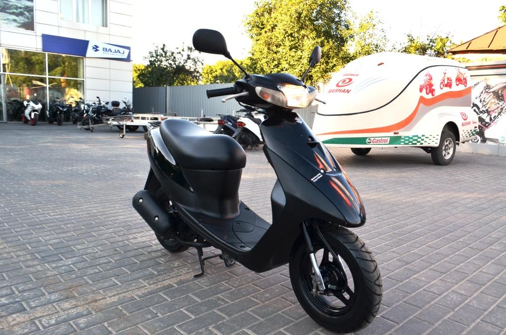 МОПЕД HONDA TACT AF30 ― Артмото - купить квадроцикл в украине и харькове, мотоцикл, снегоход, скутер, мопед, электромобиль