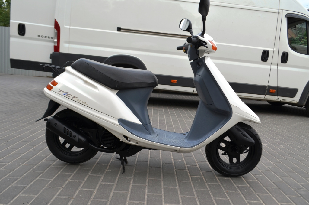 МОПЕД HONDA TACT AF24  Артмото - купить квадроцикл в украине и харькове, мотоцикл, снегоход, скутер, мопед, электромобиль