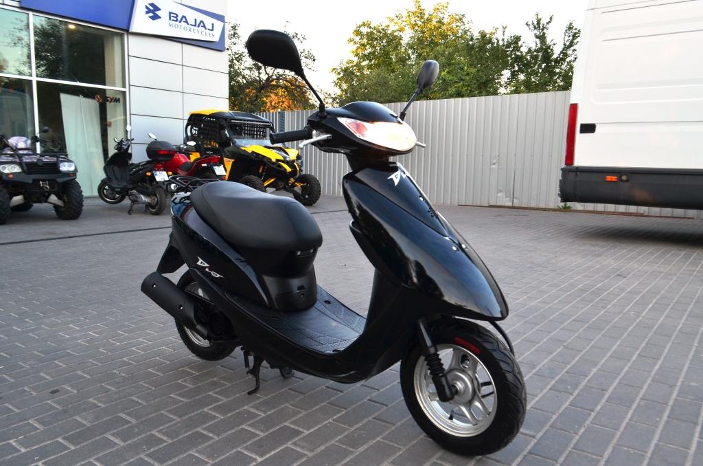 МОПЕД HONDA DIO AF62 4T  Артмото - купить квадроцикл в украине и харькове, мотоцикл, снегоход, скутер, мопед, электромобиль