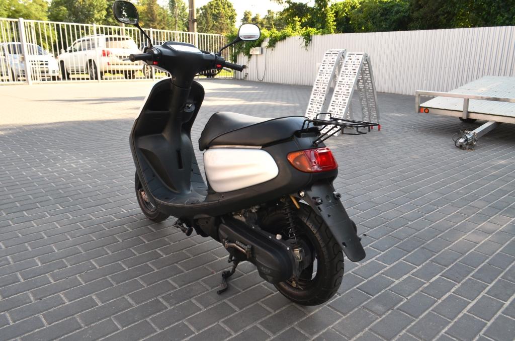 МОПЕД YAMAHA JOG Z2 ― Артмото - купить квадроцикл в украине и харькове, мотоцикл, снегоход, скутер, мопед, электромобиль