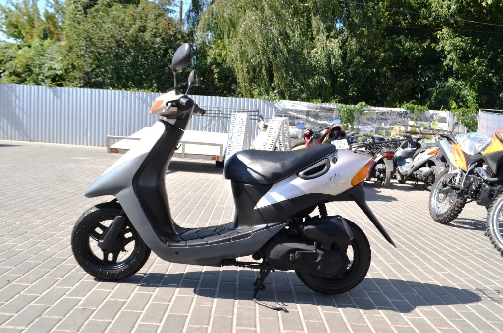 МОПЕД SUZUKI LET'S 2 CA1KA ― Артмото - купить квадроцикл в украине и харькове, мотоцикл, снегоход, скутер, мопед, электромобиль