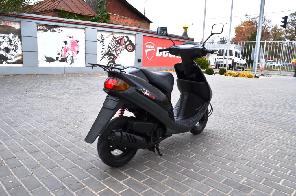 МОПЕД SUZUKI SEPIA NEW ― Артмото - купить квадроцикл в украине и харькове, мотоцикл, снегоход, скутер, мопед, электромобиль