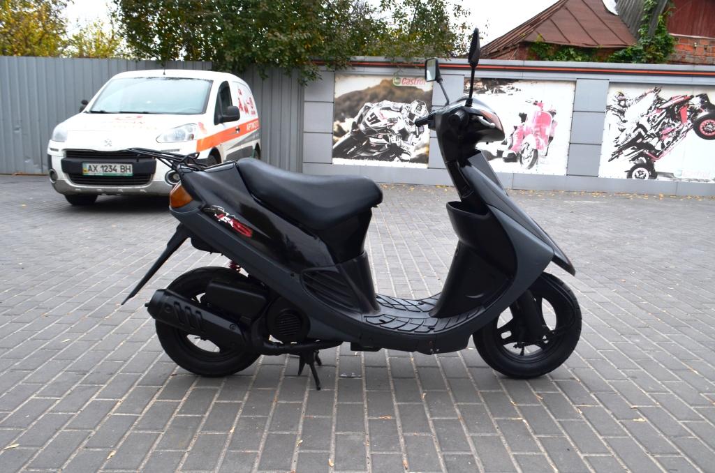 МОПЕД SUZUKI SEPIA NEW  Артмото - купить квадроцикл в украине и харькове, мотоцикл, снегоход, скутер, мопед, электромобиль
