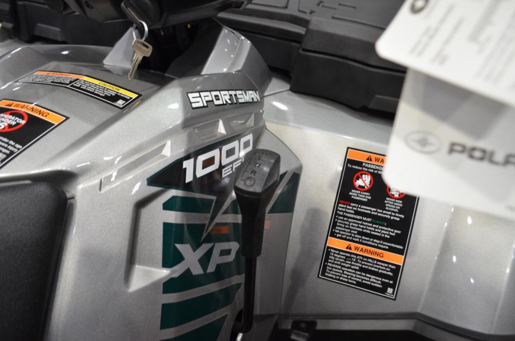КВАДРОЦИКЛ POLARIS SPORTSMAN TOURING XP1000 ― Артмото - купить квадроцикл в украине и харькове, мотоцикл, снегоход, скутер, мопед, электромобиль