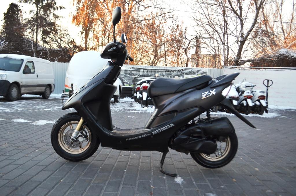 МОПЕД HONDA DIO AF35 ZX ― Артмото - купить квадроцикл в украине и харькове, мотоцикл, снегоход, скутер, мопед, электромобиль
