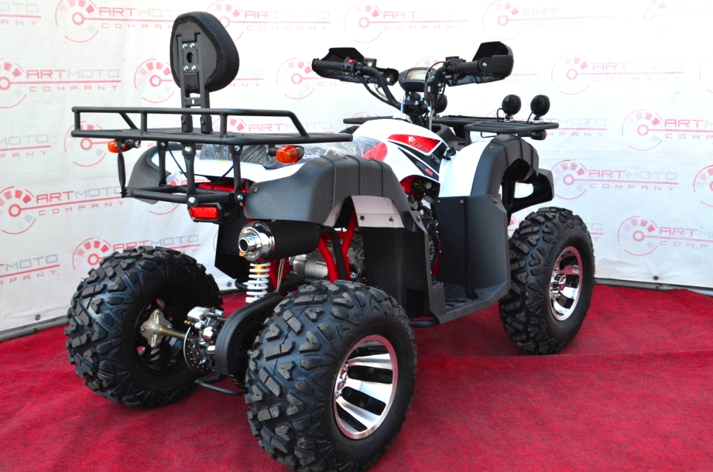 КВАДРОЦИКЛ FORTE HUNTER 200 ― Артмото - купить квадроцикл в украине и харькове, мотоцикл, снегоход, скутер, мопед, электромобиль