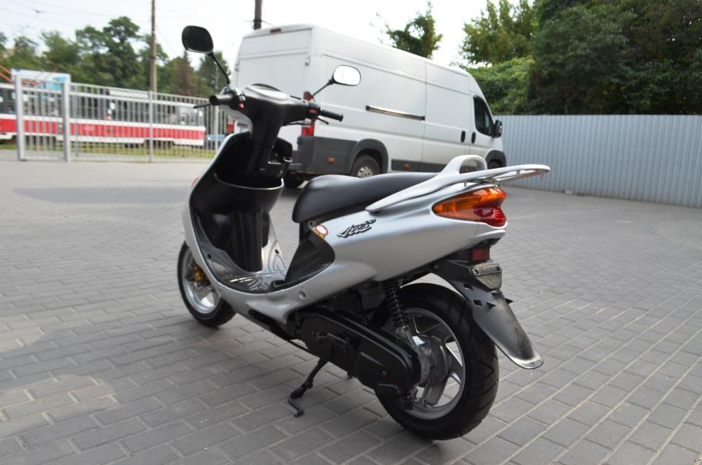 СКУТЕР YAMAHA GRAND AXIS 100  Артмото - купить квадроцикл в украине и харькове, мотоцикл, снегоход, скутер, мопед, электромобиль