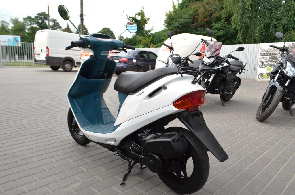 МОПЕД HONDA DIO AF27 ― Артмото - купить квадроцикл в украине и харькове, мотоцикл, снегоход, скутер, мопед, электромобиль