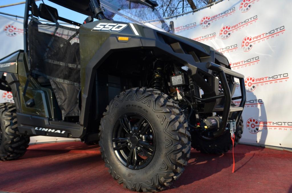 МОТОВЕЗДЕХОД LINHAI T-BOSS 550 EFI ― Артмото - купить квадроцикл в украине и харькове, мотоцикл, снегоход, скутер, мопед, электромобиль
